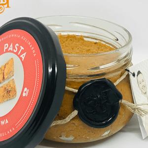 Bezglutenowa i wegańska pasta nie - makrelowa