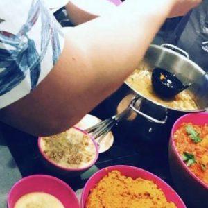 Voucher otwarty na warsztaty kulinarne bezglutenowej kuchni wegańskiej