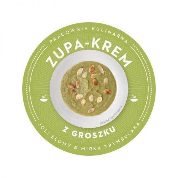 Zupa-krem z groszku