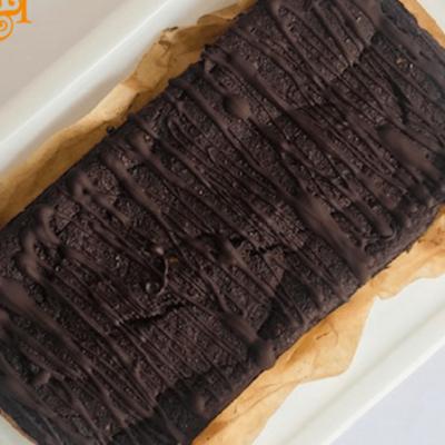 Wegańskie i bezglutenowe nie - brownie marchewkowe
